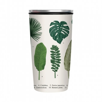 Chicmic Slide Cup Botanical