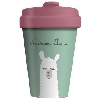 No Drama Llama BambooCup