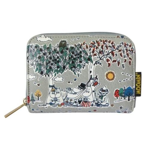 Moomin Meadow Purse