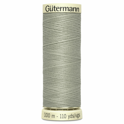 Gütermann Sew-All Thread: 100m: Grey 132