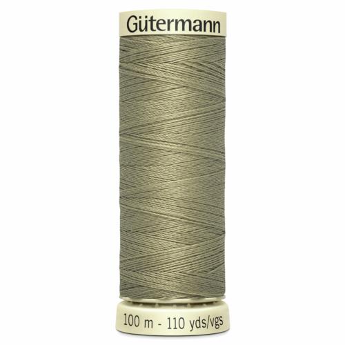 Gütermann Sew-All Thread: 100m: Brown 258