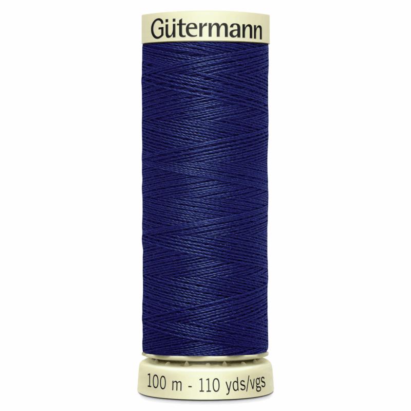 Gütermann Sew-All Thread: 100m: Blue 309