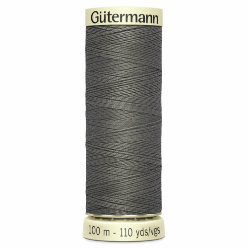 Gütermann Sew-All Thread: 100m: Grey 35