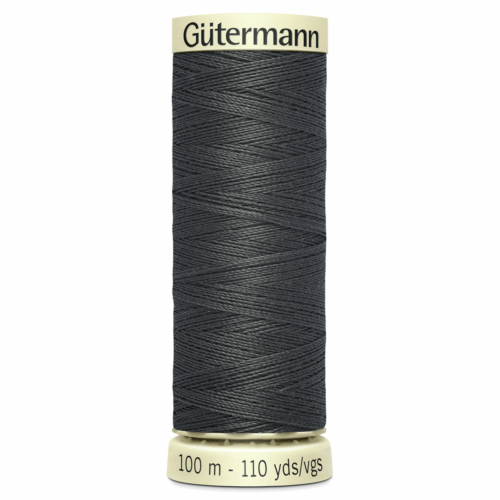 Gütermann Sew-All Thread: 100m: Grey 36
