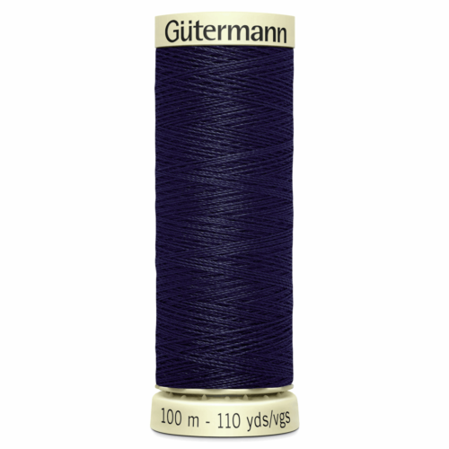 Gütermann Sew-All Thread: 100m: Blue 387
