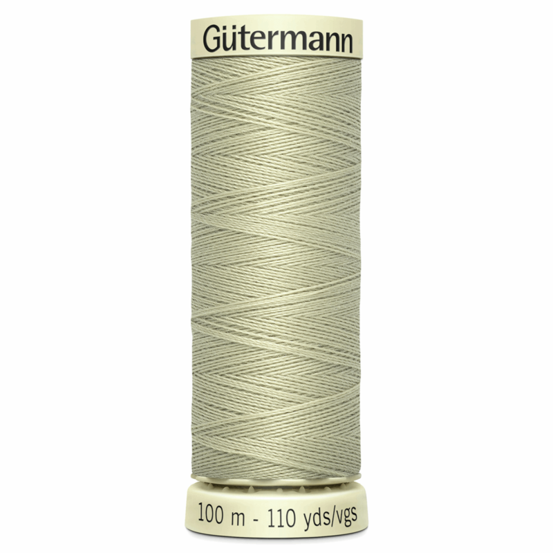 Gütermann Sew-All Thread: 100m: Beige 503