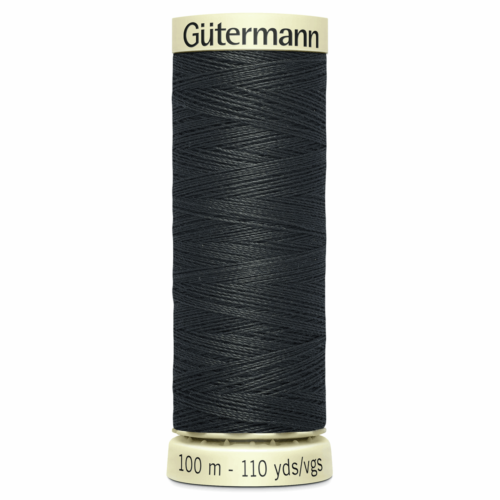 Gütermann Sew-All Thread: 100m: Grey 542
