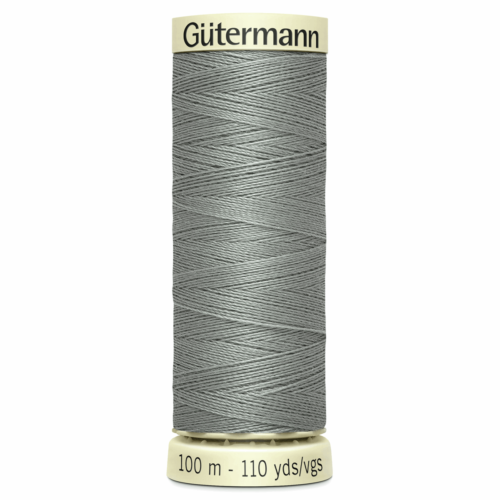 Gütermann Sew-All Thread: 100m: Grey 634