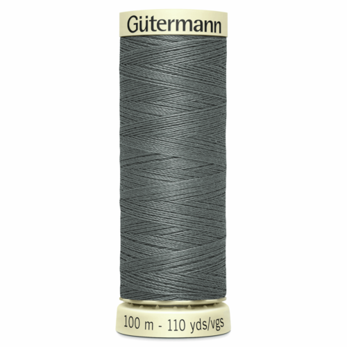 Gütermann Sew-All Thread: 100m: Grey 701