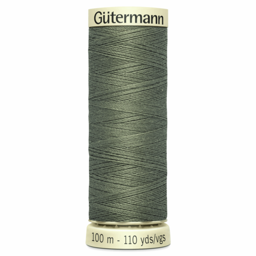 Gütermann Sew-All Thread: 100m: Khaki 824