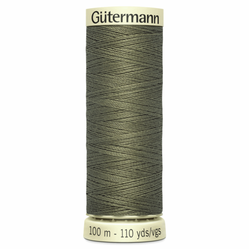 Gütermann Sew-All Thread: 100m: Khaki 825