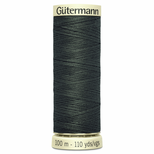 Gütermann Sew-All Thread: 100m: Dark Green 861