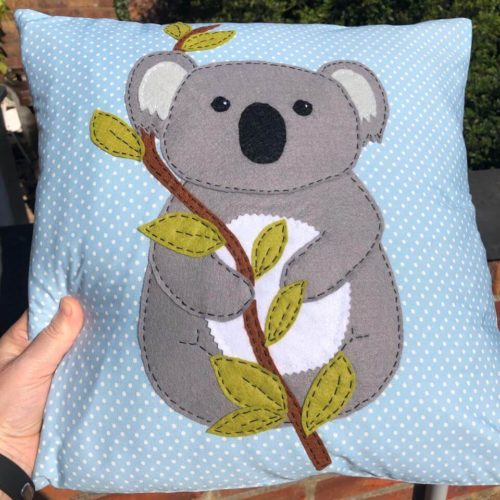 Koala Cushion Craft Kit