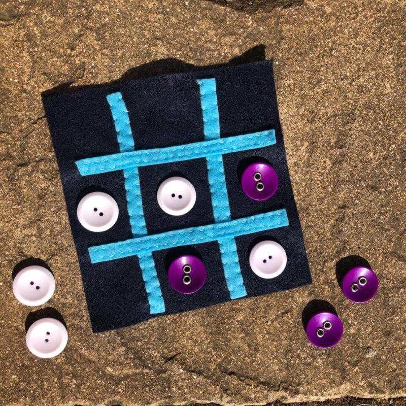 Tic Tac Toe Craft Kit