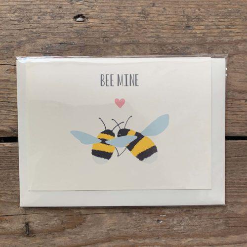 Bee Mine Card