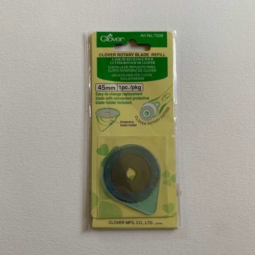 Clover Rotary Blade: Refill Pack: 45mm