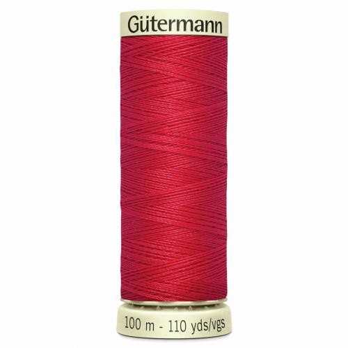 Gütermann Sew-All Thread: 100m: Red 156