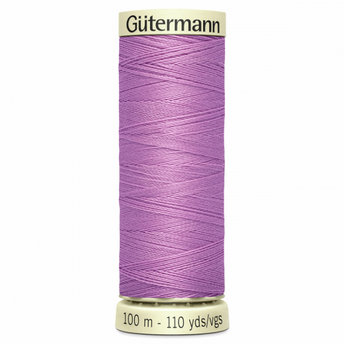 Gütermann Sew-All Thread: 100m: Pink 211