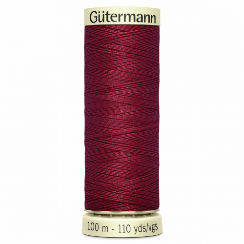 Gütermann Sew-All Thread: 100m: Red 226
