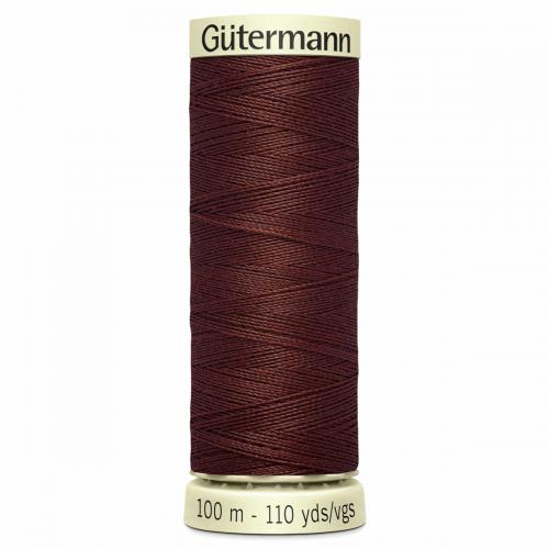Gütermann Sew-All Thread: 100m: Brown 230