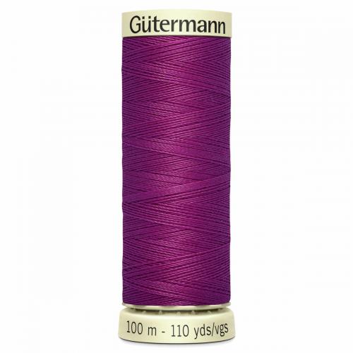 Gütermann Sew-All Thread: 100m: Pink 247