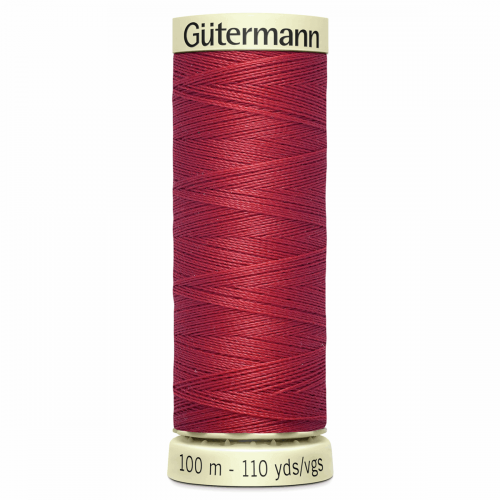 Gütermann Sew-All Thread: 100m: Red 26