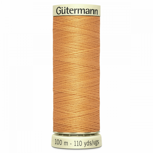 Gütermann Sew-All Thread: 100m: Orange 300