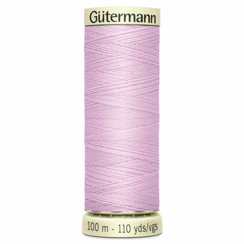 Gütermann Sew-All Thread: 100m: Pink 320