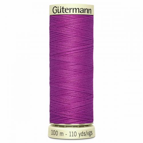 Gütermann Sew-All Thread: 100m: Pink 321