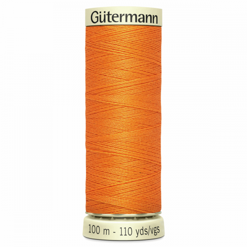 Gütermann Sew-All Thread: 100m: Orange 350