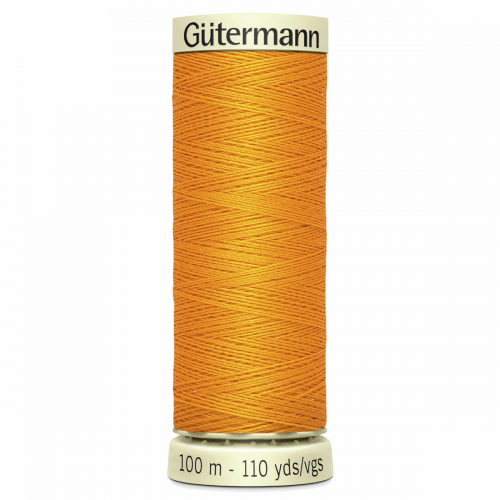 Gütermann Sew-All Thread: 100m: Orange 362