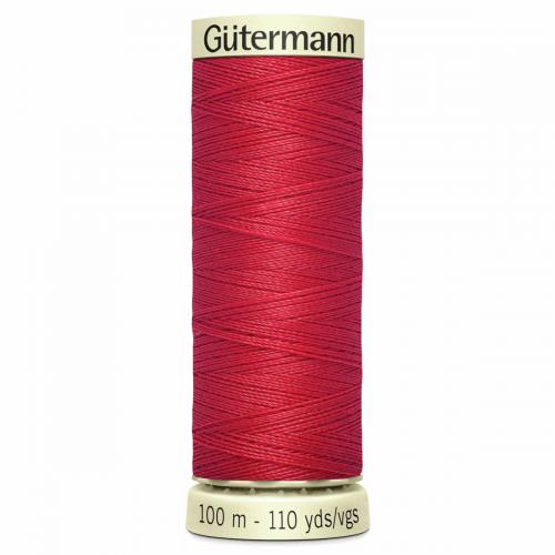 Gütermann Sew-All Thread: 100m: Red 365