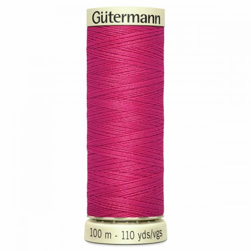 Gütermann Sew-All Thread: 100m: Red 382