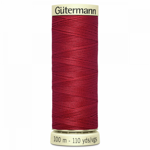 Gütermann Sew-All Thread: 100m: Red 46