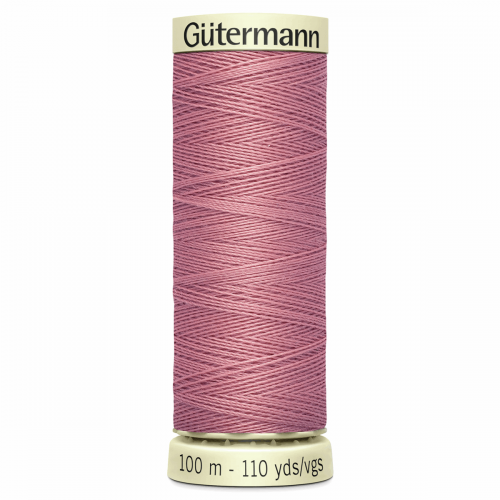 Gütermann Sew-All Thread: 100m: Pink 473