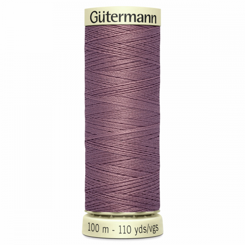 Gütermann Sew-All Thread: 100m: Pink 52