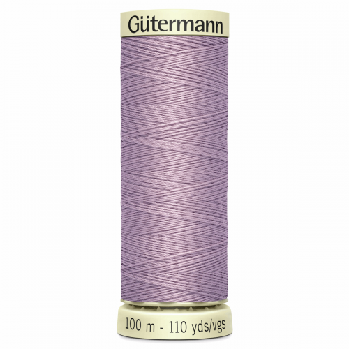Gütermann Sew-All Thread: 100m: Purple 568