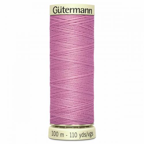 Gütermann Sew-All Thread: 100m: Pink 663