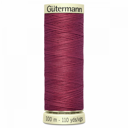 Gütermann Sew-All Thread: 100m: Pink 730