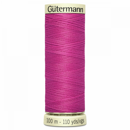 Gütermann Sew-All Thread: 100m: Pink 733