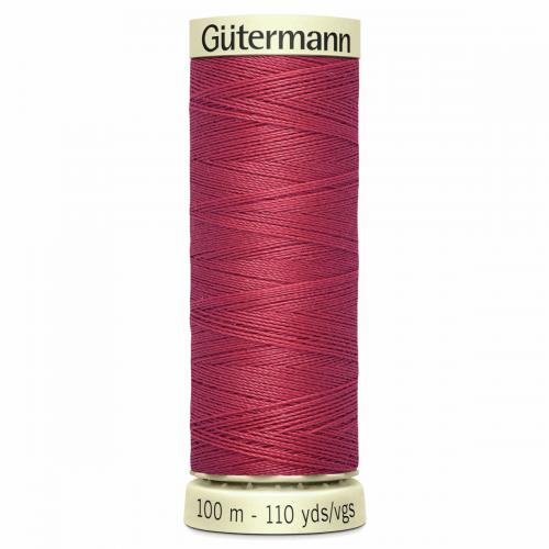 Gütermann Sew-All Thread: 100m: Red 82
