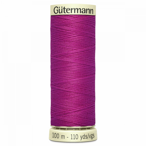 Gütermann Sew-All Thread: 100m: Pink 877