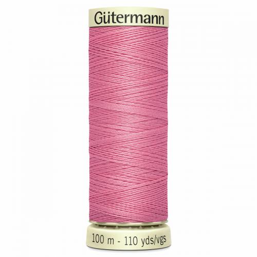 Gütermann Sew-All Thread: 100m: Pink 889