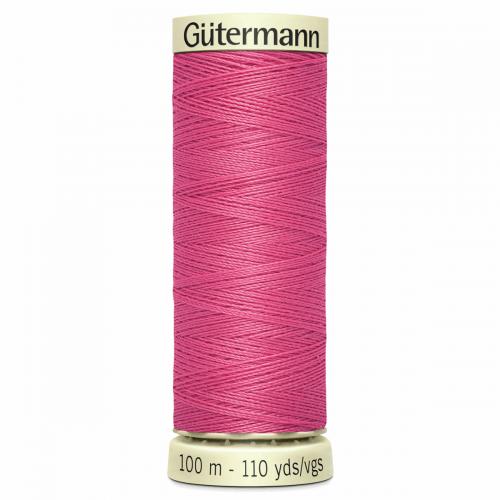Gütermann Sew-All Thread: 100m: Pink 890