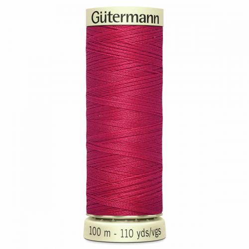 Gütermann Sew-All Thread: 100m: Red 909