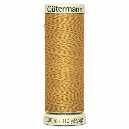 Gütermann Sew-All Thread: 100m: Yellow 968