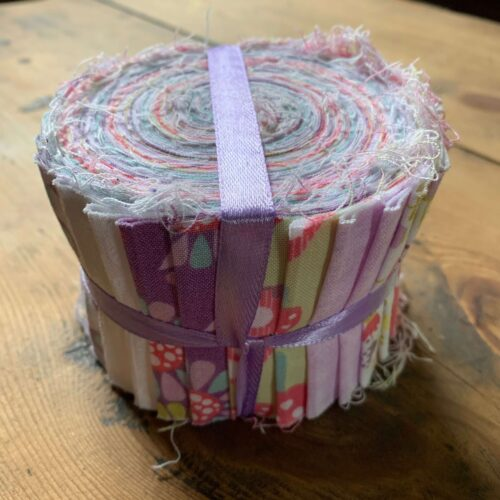 Critters Fabric Strip Jelly Roll 100% Cotton