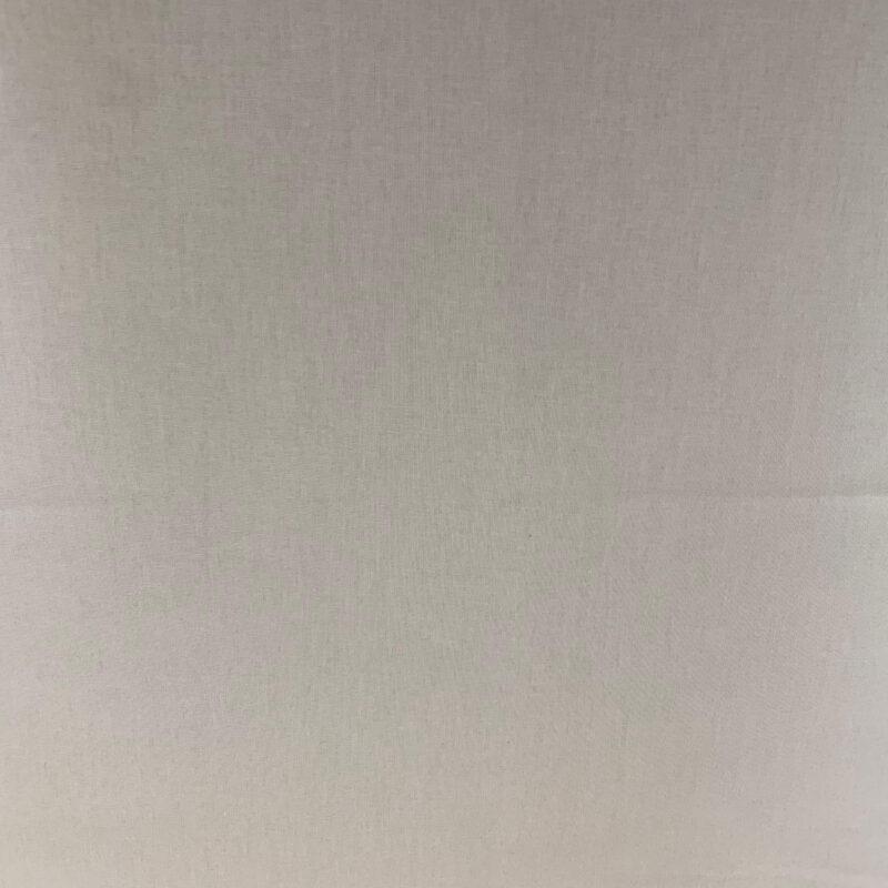 Plain Beige Cotton Fabric - Fat Quarter