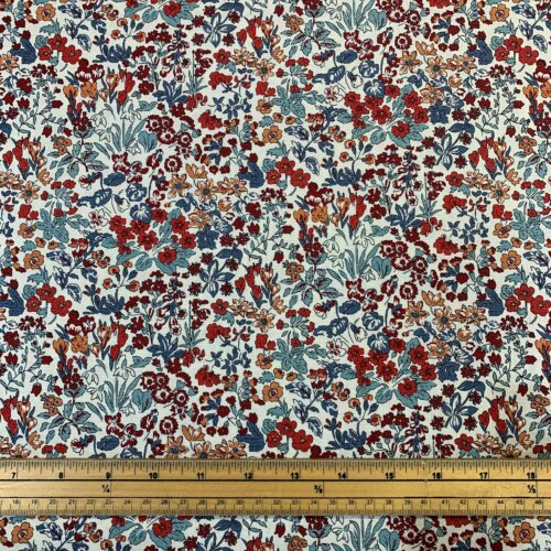 Liberty Fabrics - Flower Show Winter: Wisely Flowers - £15 per metre
