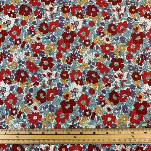 Liberty Fabrics - Flower Show Winter: Cosmos Bloom - £15 per metre